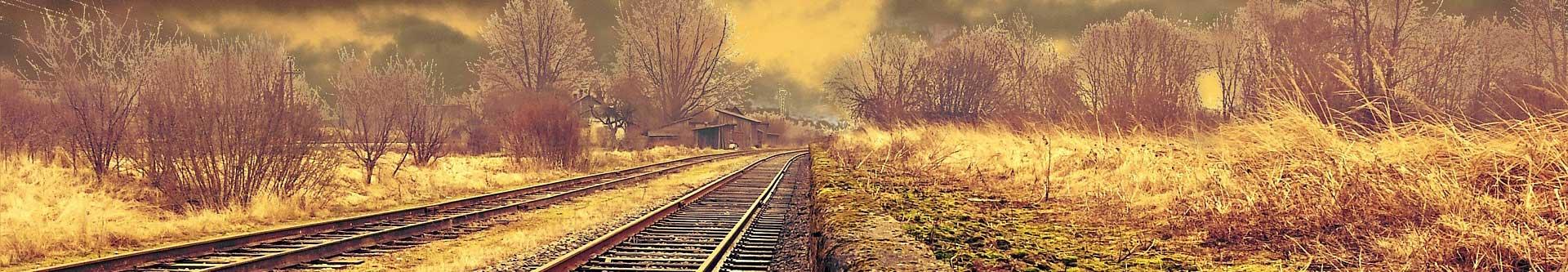 Railway scenic view