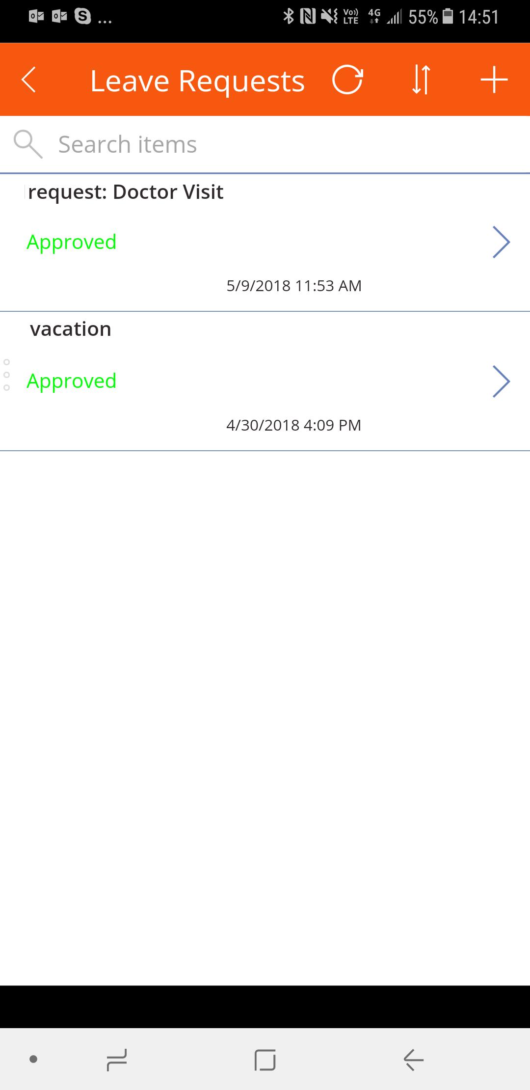 PowerApps Example