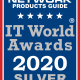 AccessOrange wins Silver in the 15th Annual 2020 IT World Award