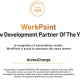AccessOrange is awarded WorkPoint New Development Partner of the year 2020.